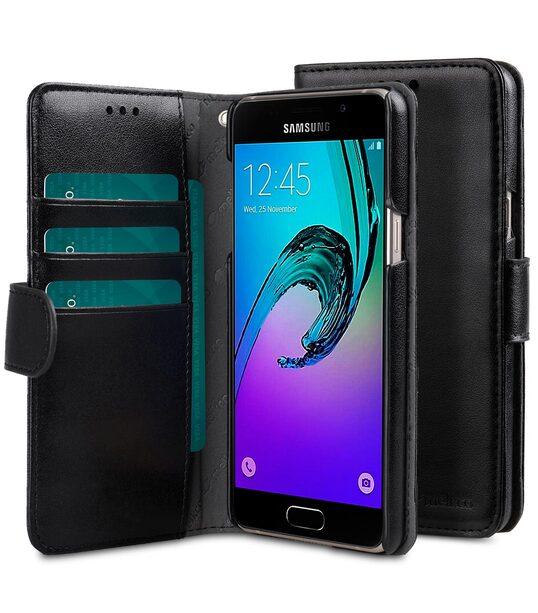 half off 91eea 7da9f Melkco Mini PU leather case for New Samsung Galaxy A5 (2016) – Wallet Book  Type (Black PU)