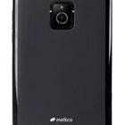 Melkco Poly Jacket TPU Case for Blackberry Passport - Black Matt (Ver.2)