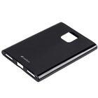 Melkco Poly Jacket TPU Case for Blackberry Passport – Black Matt (Ver.2)