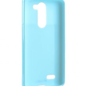 Melkco Poly Jacket TPU Case for LG L80+ / Bello / D335 – Pearl Blue