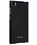 Melkco Poly Jacket TPU Cases for Xiao Mi M3 (Ver.2) - Black Mat