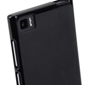 Melkco Poly Jacket TPU Cases for Xiao Mi M3 (Ver.2) – Black Mat