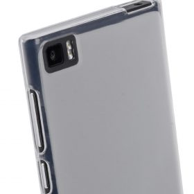 Melkco Poly Jacket TPU Cases for Xiao Mi M3 (Ver.2) – Transparent Mat