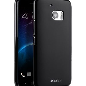 Melkco - Poly Jacket TPU (Ver.2) cases for HTC One M10 - (Black Mat)
