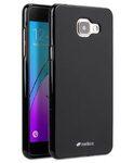 Melkco Polyjacket TPU case for New Samsung Galaxy A5 (2016) - Black Mat