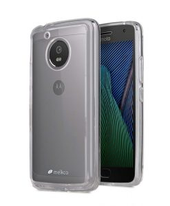 PolyUltima Case for Motorola Moto G5 - (Transparent)