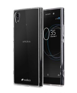 Melkco PolyUltima Case for Sony Xperia XA1 Ultra - ( Transparent )