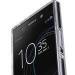 Melkco PolyUltima Case for Sony Xperia XA1 Ultra - ( Transparent )