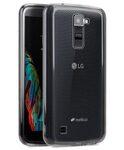 Melkco PolyUltima Cases for LG K10 - Transparent Black