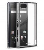 PolyUltima Cases for Sony Xperia Z5 Mini - Transparent Black