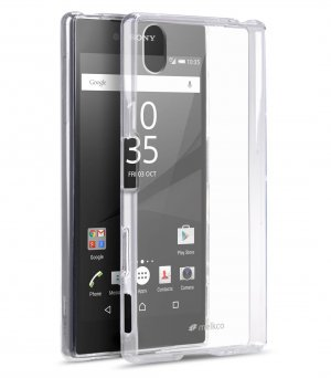 Melkco PolyUltima Cases for Sony Xperia Z5 - (Transparent)