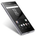 Melkco PolyUltima Cases for Sony Xperia Z5 - (Transparent)