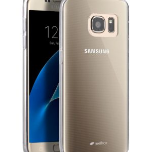 Melkco Superlim TPU Cases for Samsung Galaxy S7 - Transparent