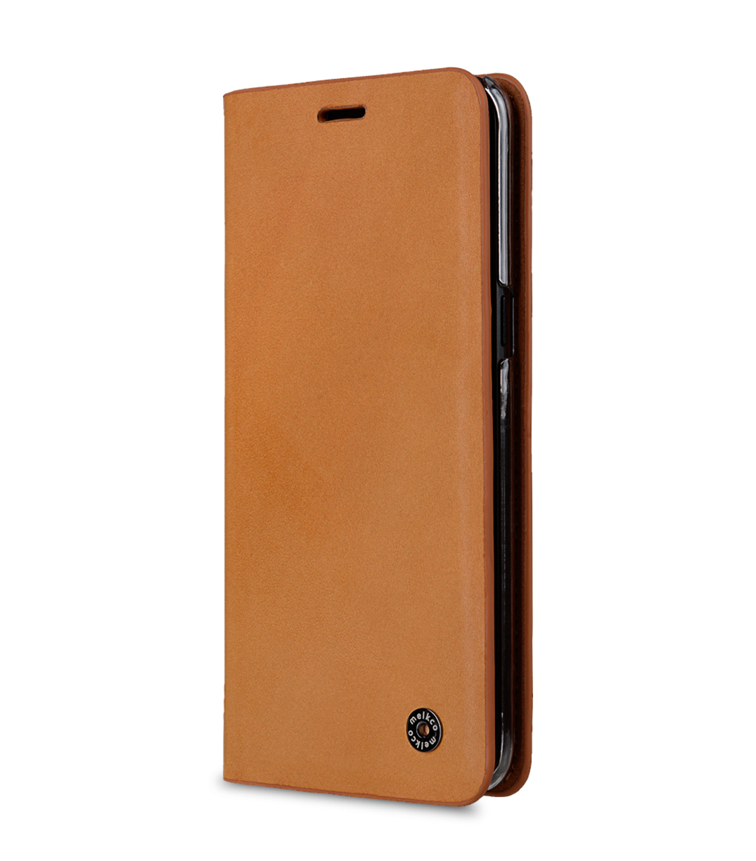 Fashion Cocktail Series Slim Flip Case for Samsung Galaxy S8 - (Vegetable Leather)