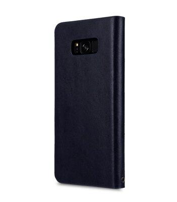 Melkco Fashion Cocktail Series Slim Flip Case for Samsung Galaxy S8 (Navy)