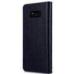 Melkco Fashion Cocktail Series Slim Flip Case for Samsung Galaxy S8 Plus (Navy)