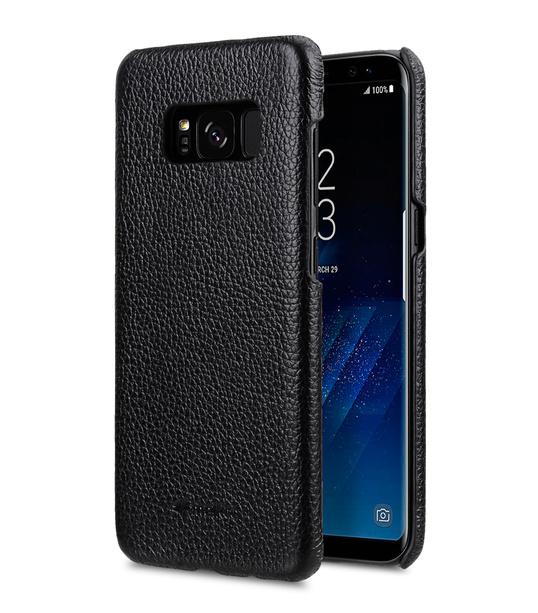 online retailer 5c9e5 8e301 Premium Leather Case for Samsung Galaxy S8 - Snap Cover