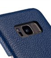 Melkco Premium Leather Card Slot Back Cover V2 for Samsung Galaxy S8 – ( Dark Blue LC )