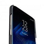 Melkco Premium Leather Card Slot Back Cover V2 for Samsung Galaxy S8 Plus - ( Vintage Black )