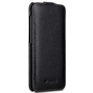 Melkco Premium Leather Case for Samsung Galaxy S8 Plus - Jacka Type ( Black LC )
