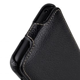 Melkco Premium Leather Case for Samsung Galaxy S8 – Jacka Type ( Black LC )