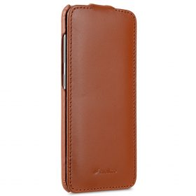 Melkco Premium Leather Case for Samsung Galaxy S8 – Jacka Type ( Brown )
