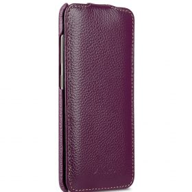 Melkco Premium Leather Case for Samsung Galaxy S8 Plus – Jacka Type ( Purple LC )