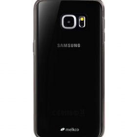 Melkco Poly Ultima Case for Samsung Galaxy S6 Edge Plus – Transparent Black