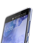 Poly Jacket TPU Case for HTC U Ultra - (Transparent)