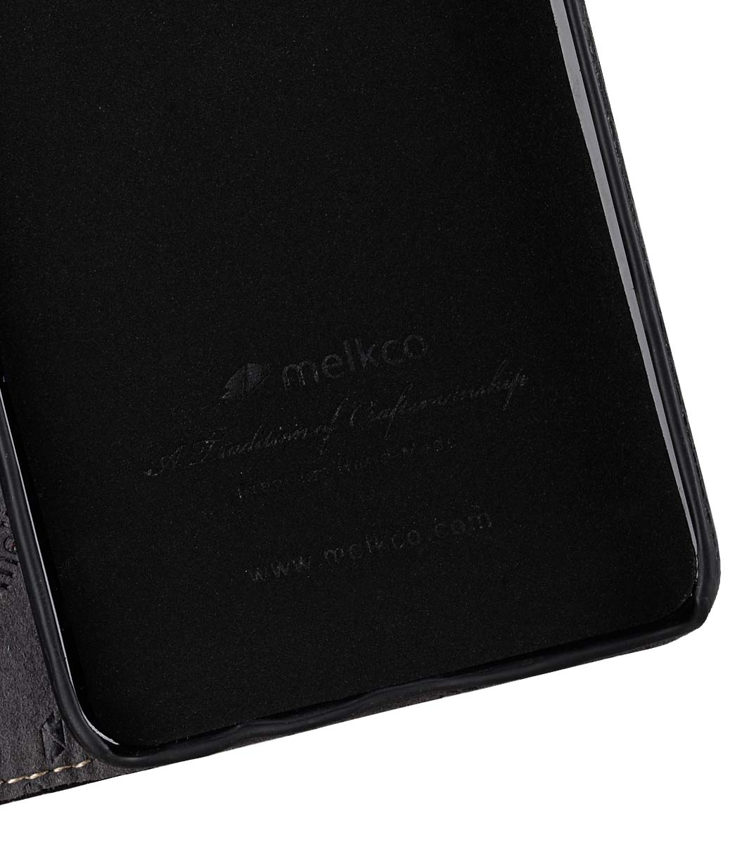 Premium Leather Case for Huawei Mate 9 Pro - Wallet Book Type (Black  LC)Ver 7