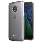 UltraThin Series Air Superlim TPU Case for Motorola Moto G5 - (Transparent)