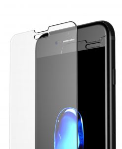 "Melkco 9H Tempered Glass Wall Screen Protector for Apple iPhone 7 / 8 Plus (5.5"")"