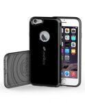 Melkco Kubalt Double Layer Armor Pro for Apple iPhone 6s / 6 (4.7'') - (Black / Carbon Sliver)