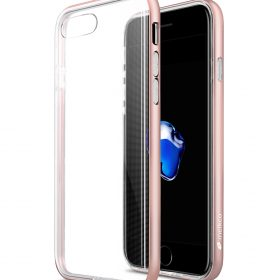 """Melkco Dual Layer PRO case for Apple iphone 7 / 8 Plus (5.5"""") – Rose Gold"""