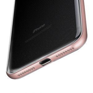 """Melkco Dual Layer PRO case for Apple iphone 7 / 8 Plus (5.5"""") - Rose Gold"""