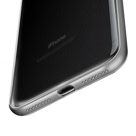 """Melkco Dual Layer PRO case for Apple iphone7 / 8 Plus (5.5"""")- Space Grey"""