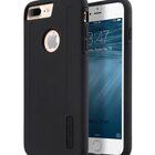 "Kubalt Double Layer Case for Apple iPhone 7 / 8 Plus (5.5"") – Black / Black"