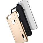"Kubalt double Layer Case for Apple iPhone 7 / 8 Plus (5.5"") - Gold / Black"