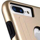 "Kubalt double Layer Case for Apple iPhone 7 / 8 Plus (5.5"") – Gold / Black"