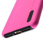 "Kubalt Double Layer Case for Apple iPhone 7 / 8 Plus (5.5"") – Pink / Black"