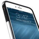 "Kubalt Double Layer Case for Apple iPhone 7 /8 Plus (5.5"") – Silver / Black"