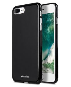 "Melkco Poly Jacket TPU Case for Apple iPhone 7 / 8 Plus (5.5"") - Black Mat"