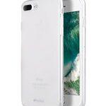 "Melkco Poly Jacket TPU Case for Apple iPhone 7 / 8 Plus (5.5"") - Transparent Mat"