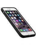 """Melkco Kubalt Double Layer Cases for Apple iPhone 6 (4.7"""") (Black/Black)"""