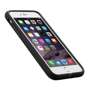 "Melkco Kubalt Double Layer Cases for Apple iPhone 6 (4.7"") (Black/Black)"