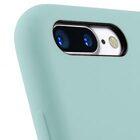 "Melkco Aqua Silicone Case for Apple iPhone 7 / 8 Plus (5.5"") – ( Light Green )"