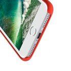 """Melkco Aqua Silicone Case for Apple iPhone 7 / 8 Plus (5.5"""") – ( Red )"""