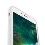 """Melkco Aqua Silicone Case for Apple iPhone 7 / 8 Plus (5.5"""") - ( White )"""