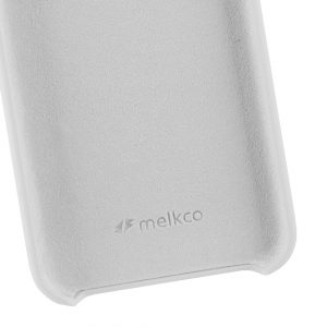 "Melkco Aqua Silicone Case for Apple iPhone 7 / 8 Plus (5.5"") - ( White )"