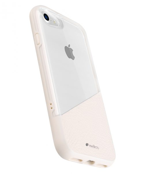 "Melkco Kubalt Series Edelman Case for iPhone 7 / 8 (4.7"")- (Beige / Beige)"